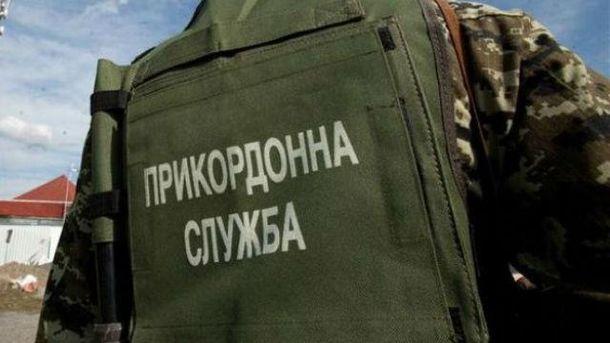 Прикордонники затримали підозрілих іноземців