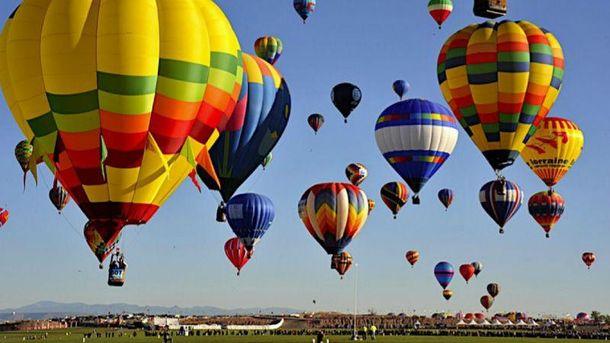 Фестиваль повітряних куль пройде у Києві
