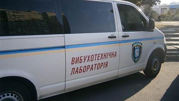 Вибух стався на вулиці Солом'янській