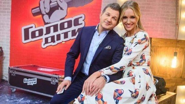 Катя Осадча і ЮрійГорбунов