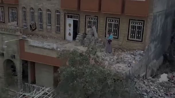 Разрушенный Мосул