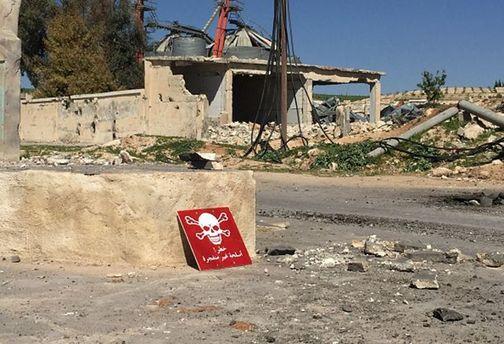 В Сирии было применено советское химическое оружие