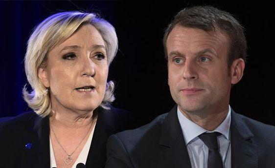 Президентом Франції стане Еммануель Макрон