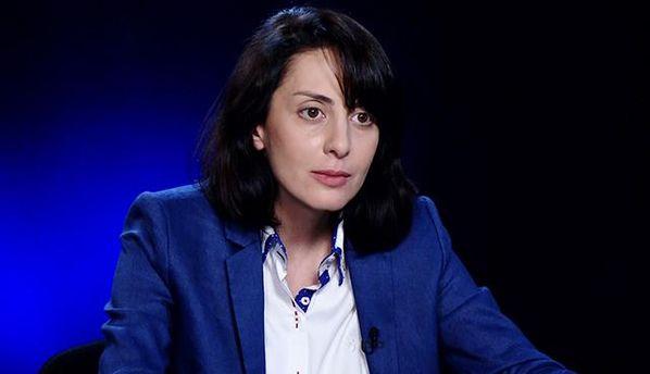 Хатия Деканоидзе снова стала гражданкой Грузии