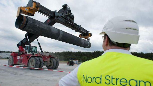 Будівництво газопроводу
