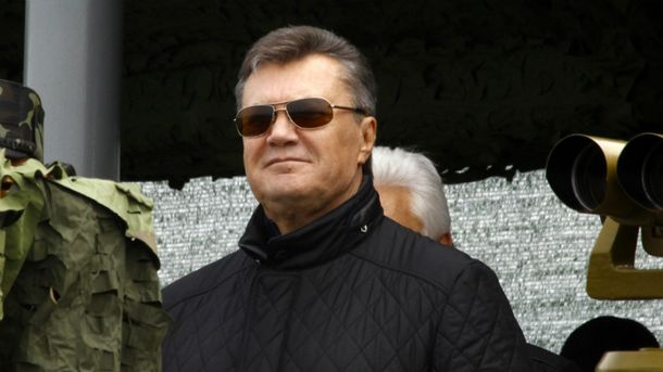 Виктор Янукович теперь живет недалеко от Москвы
