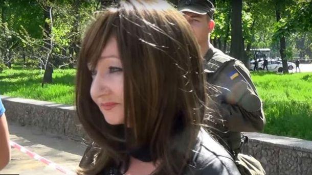 В Одессе задержали провокаторшу