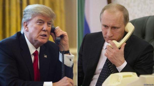Дружба між Трампом і Путіним ненадовго?