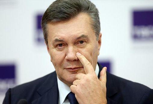 Суд у справі про держзраду Януковича перенесли на 18 травня