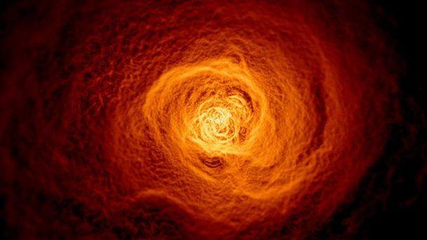 Космическое цунами