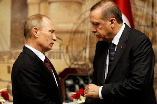 Путін та Ердоган зняли взаємні санкції