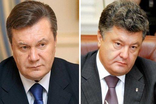 Суд на Януковичем выгоден для Порошенко
