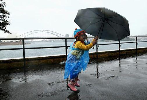 ГСЧС предупредили о сильных дождях в Украине