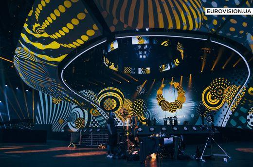 Открытие «Евровидения-2017» вКиеве может испортить погода