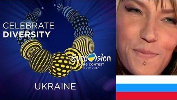 Юлія Самойлова мала представляти Росію на Євробаченні-2017