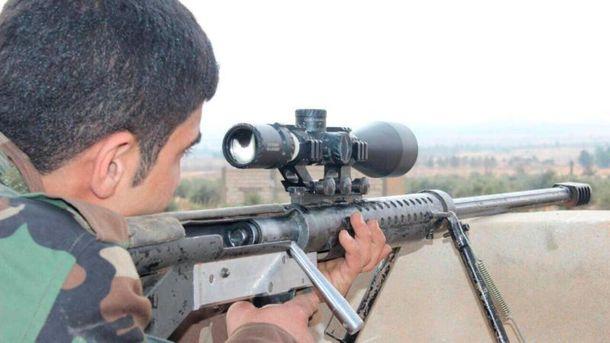 Боевики в Сирии пользуются оборудованием, изготовленным в России (иллюстрация)