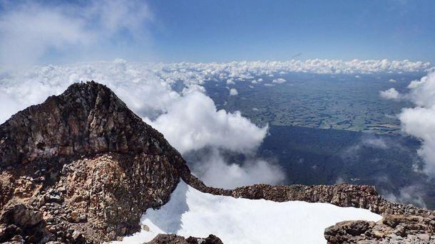 Гора Таранакі в Новій Зеландії
