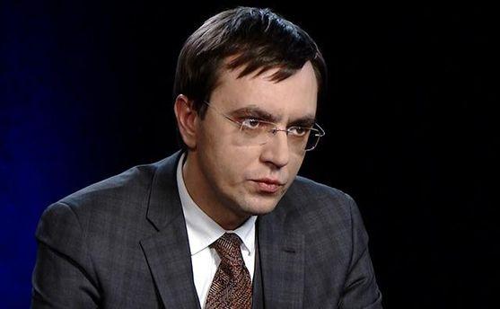 Владимир Омелян получил в апреле 14 минимальных зарплат