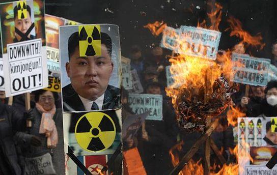 КНДР обвинила ЦРУ в подготовке убийства Ким Чен Ына