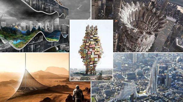 Невероятные здания будущего