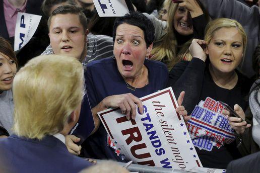 Выборы в США 2016 года