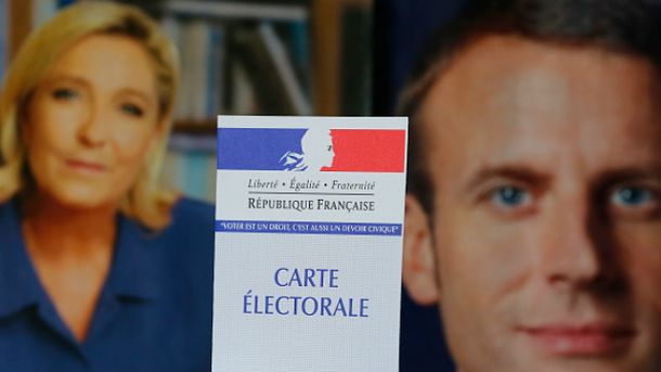 7 травня Франція обиратиме президента