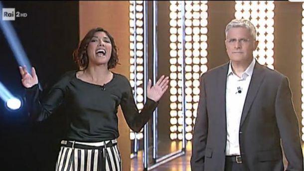 Итальянский ведущий оскандалился в прямом эфире