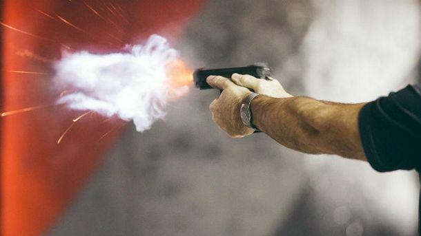 Стрілянина у Києві (Ілюстрація)