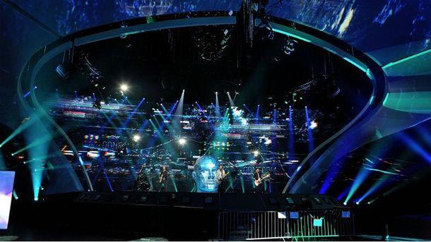 O. Torvald на сцене Евровидения