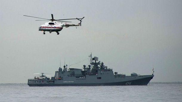 Росіянам не вдалося захопити українське судно (Ілюстрація)