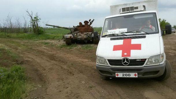 Тіла загиблих українських воїнів вдалось повернути