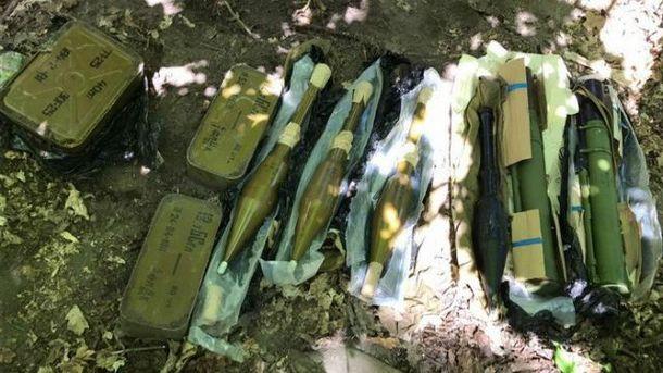 Небезпечну знахідку виявили у Голосіївському районі