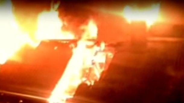 ВКиеве локализовали пожар вЛукьяновском следственном изоляторе