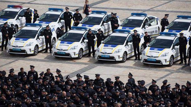 Правоохоронці патрулюватимуть Київ