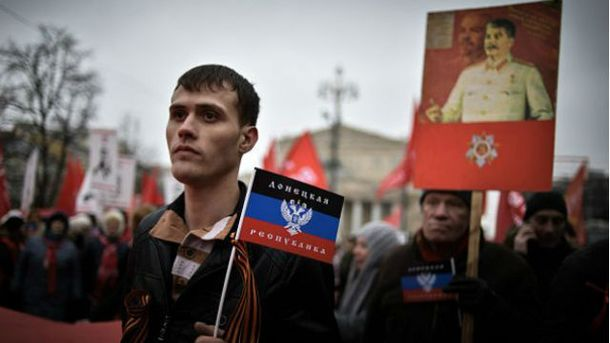 Окупований Донбас й далі буде руйнуватися