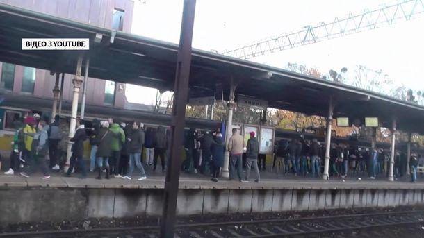 Бомба в польском поезде оказалась выдумкой