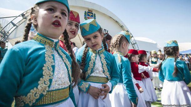 Праздник Хыдырлез в Крыму