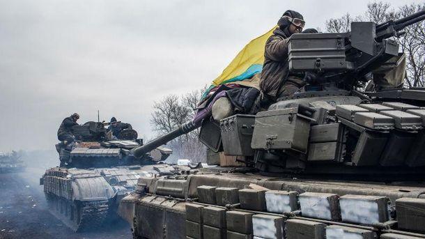 Українські військові в зоні АТО, Авдіївка