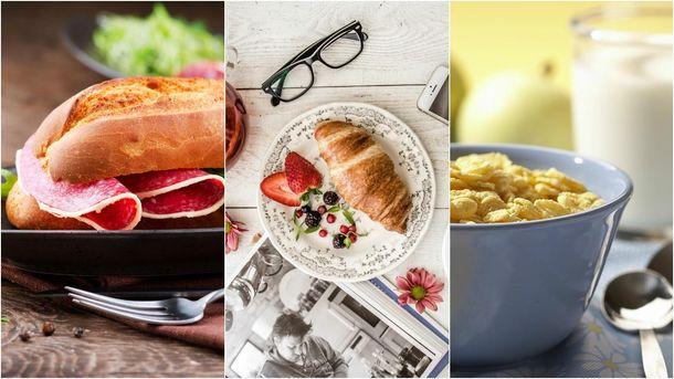 5 вредных завтраков