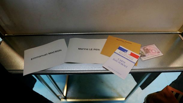 Чимало французів не захотіли голосувати за жодного з кандидатів