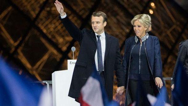 Вибори у Франції: переміг Еммануель Макрон