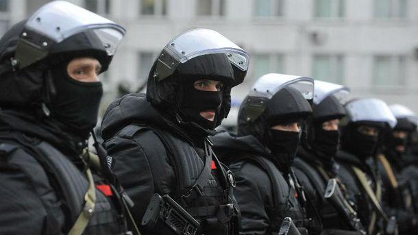 Обыски в Крыму (Иллюстрация)