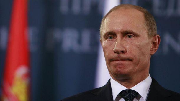 Владимир Путин проиграл Европе