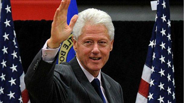 Билл Клинтон написал роман-триллер