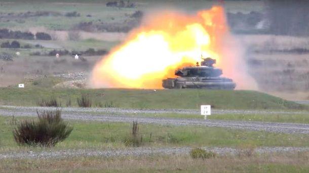 Українські танки наступають