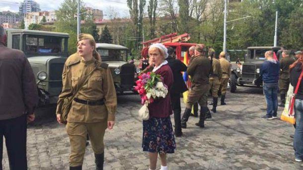 9 мая в Одессе не слишком спокойно