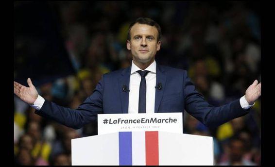 Еммануель Макрон – новий президент Франції
