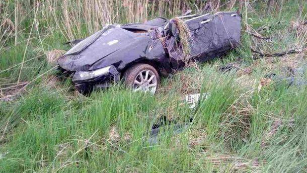 Страшная авария на Киевщине