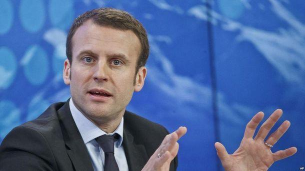 Какую политику в отношении Украины будет вести новый президент Франции?