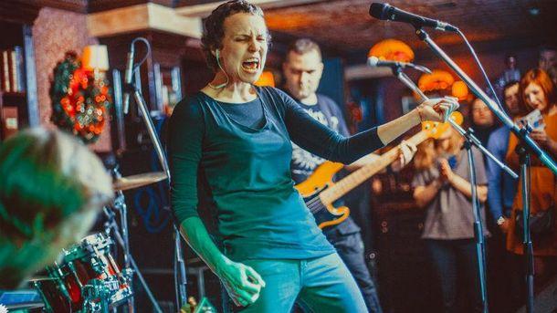 Російська співачка Юлія Чичеріна